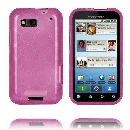 Amazona (Lilla) Motorola Defy Deksel