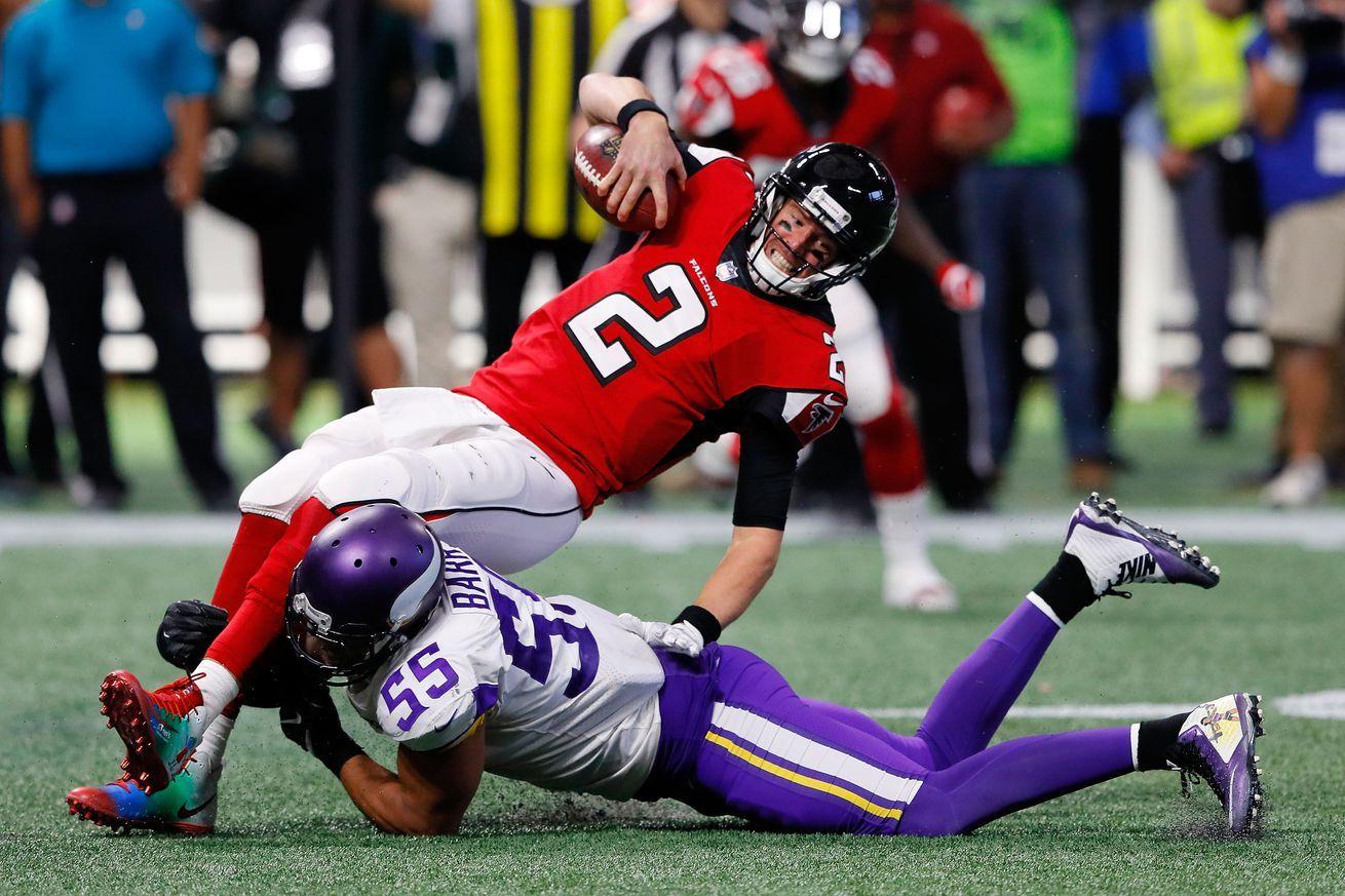 Falcons Vs Vikings Recap Atlanta S Offense Meets A Brick Wall It Can T Scale Atlanta Falcons Atlanta Falcons