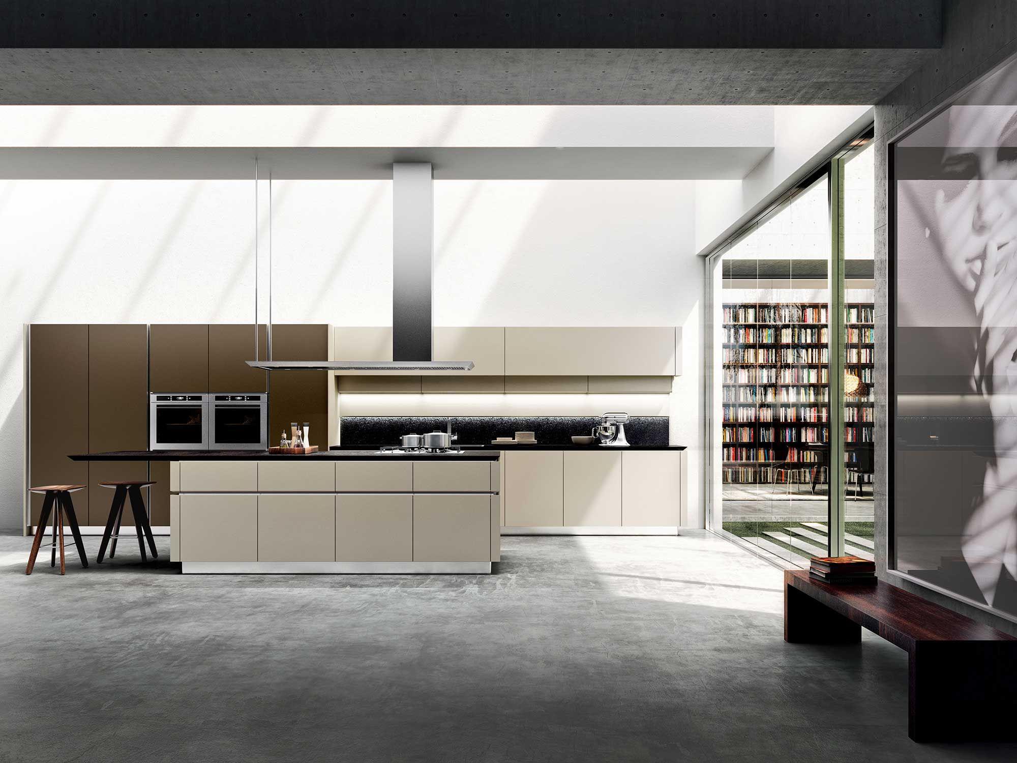 Modern Kitchen Designs  Idea Modern Kitchen  Snaidero Usa Adorable Italian Design Kitchen Review