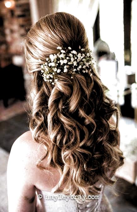 wedding hairstyles indian #wedding #hairstyles #weddinghairstyles wedding hairstyles indian in 2020 | Hair styles, Long hair styles, Indian wedding hairstyles