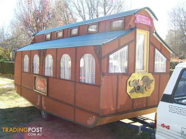 Lounge House Design Jayco Caravan