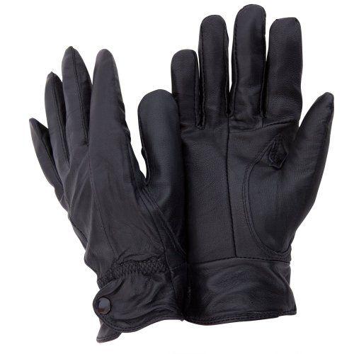 Ladies/Womens Genuine Leather Gloves