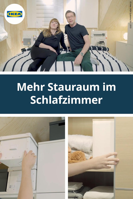 Photo of YouTube Tutorial: Tipps und Tricks zu mehr Stauraum im Schlafzimmer