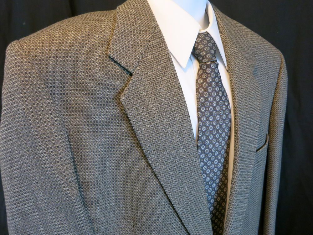diBenedetto 2 Button 48 Short Sport Coat #deBenedetto #TwoButton ...