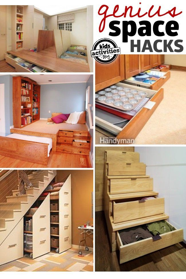 Small Space Organization 27 genius small space organization ideas | organization ideas