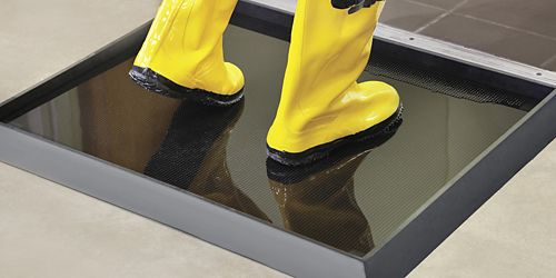 Sanitizing Footbath Mat Sanitizer Mats