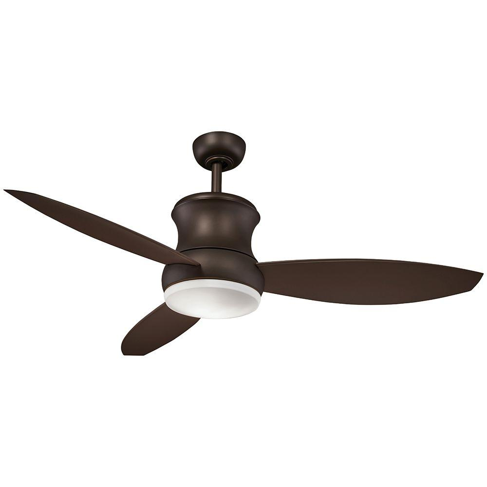 Aire A Minka Group Design Hi Wind 52 In Indoor Oil Rubbed Bronze
