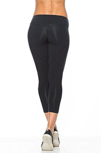 Heart Butt Yoga Capris - Nina B. Roze - Sexy Capris -Yoga Pants ...