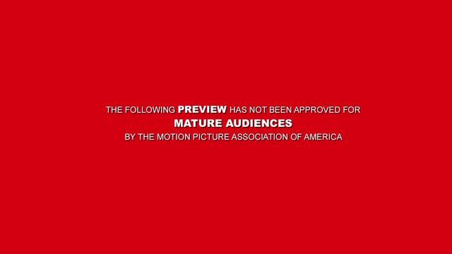 Mature audience only