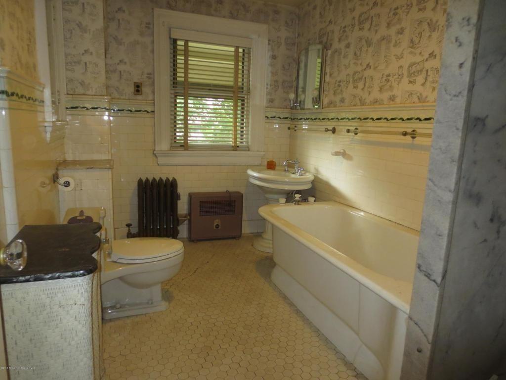 Scranton Home For Sale Vintage Bathrooms Vintage Bathroom Zillow