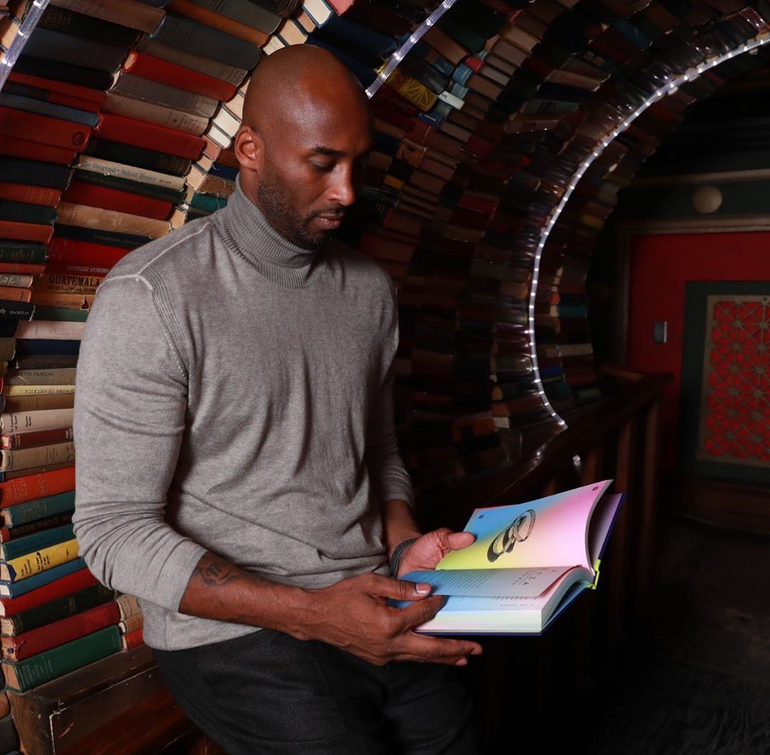 Los Angeles Public Library On Instagram We Searched Through Old Interviews And Social Media Posts To Find The Books That Inspired The Black Mamba Link In Bio I 2020