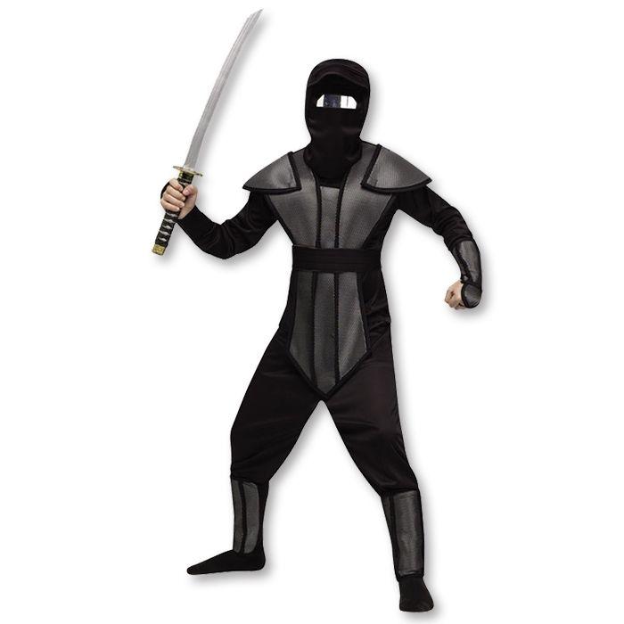 Kids Haunted Mirror Ninja Costume now available at http://www.karatemart.com