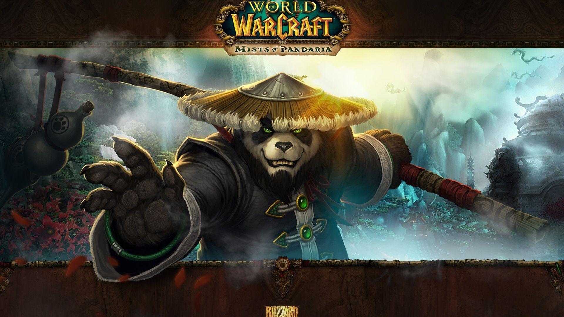 World Of Warcraft Mists Of Pandaria Wallpaper 1920x1080