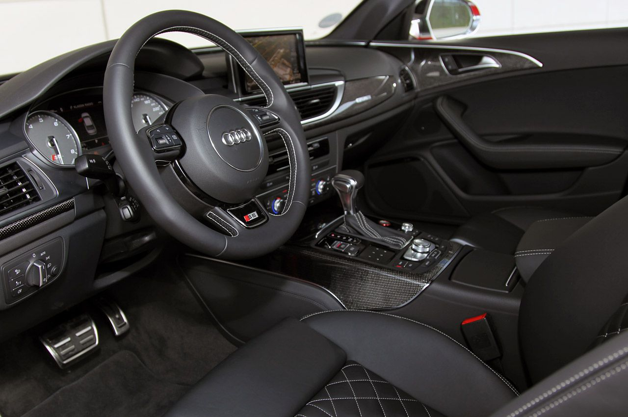 Superb Car Picker   Audi S6 Interior Images