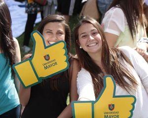 Universidad Mayor dará bienvenida a alumnos nuevos en Campus Huechuraba. #Generación2015 #UMayor #2015ConTodo