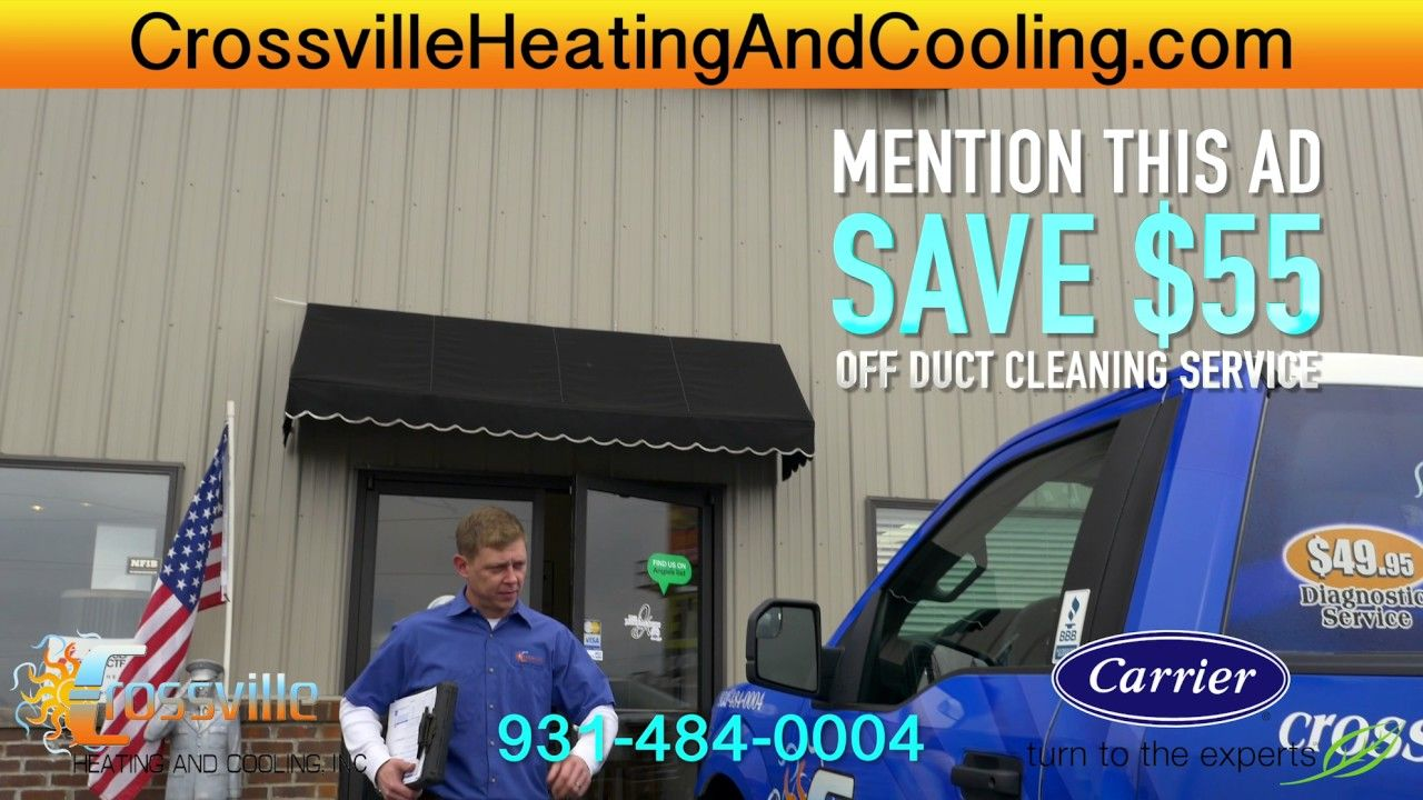 Crossville Heating And Cooling Turn To The Experts Crossville
