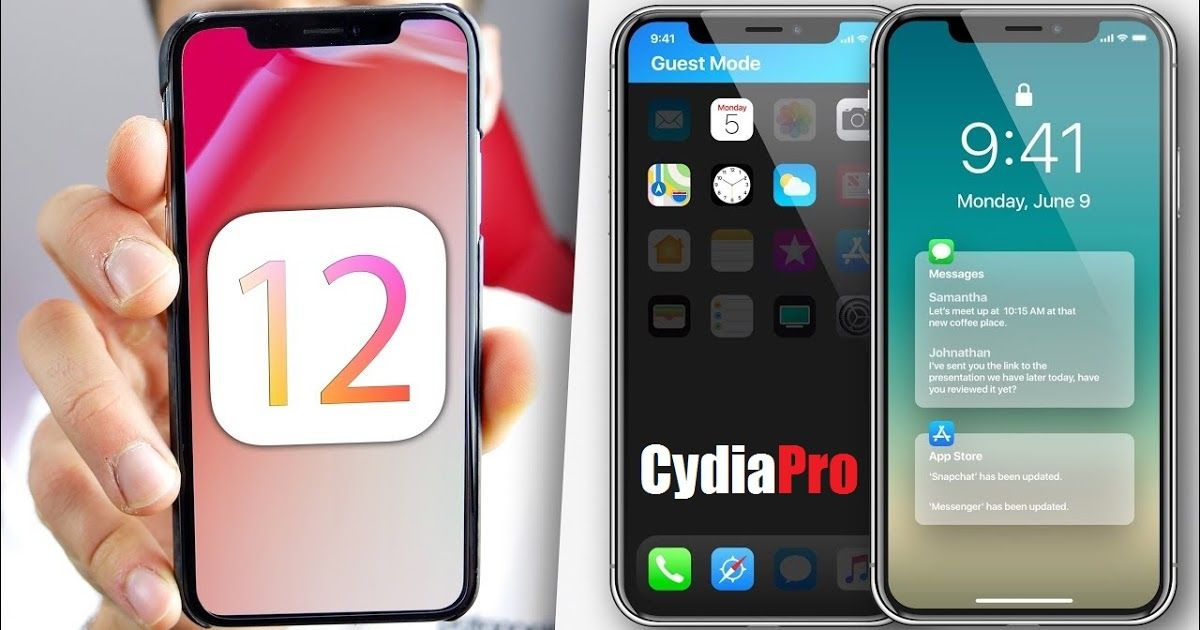 This iOS 12 makes apps faster and more responsive and it