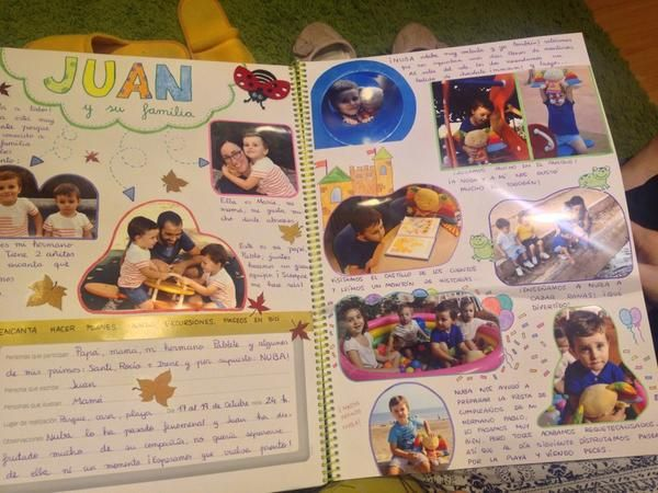 Resultado de imagen de libro viajero de las letras cole - Ideas libro viajero infantil ...
