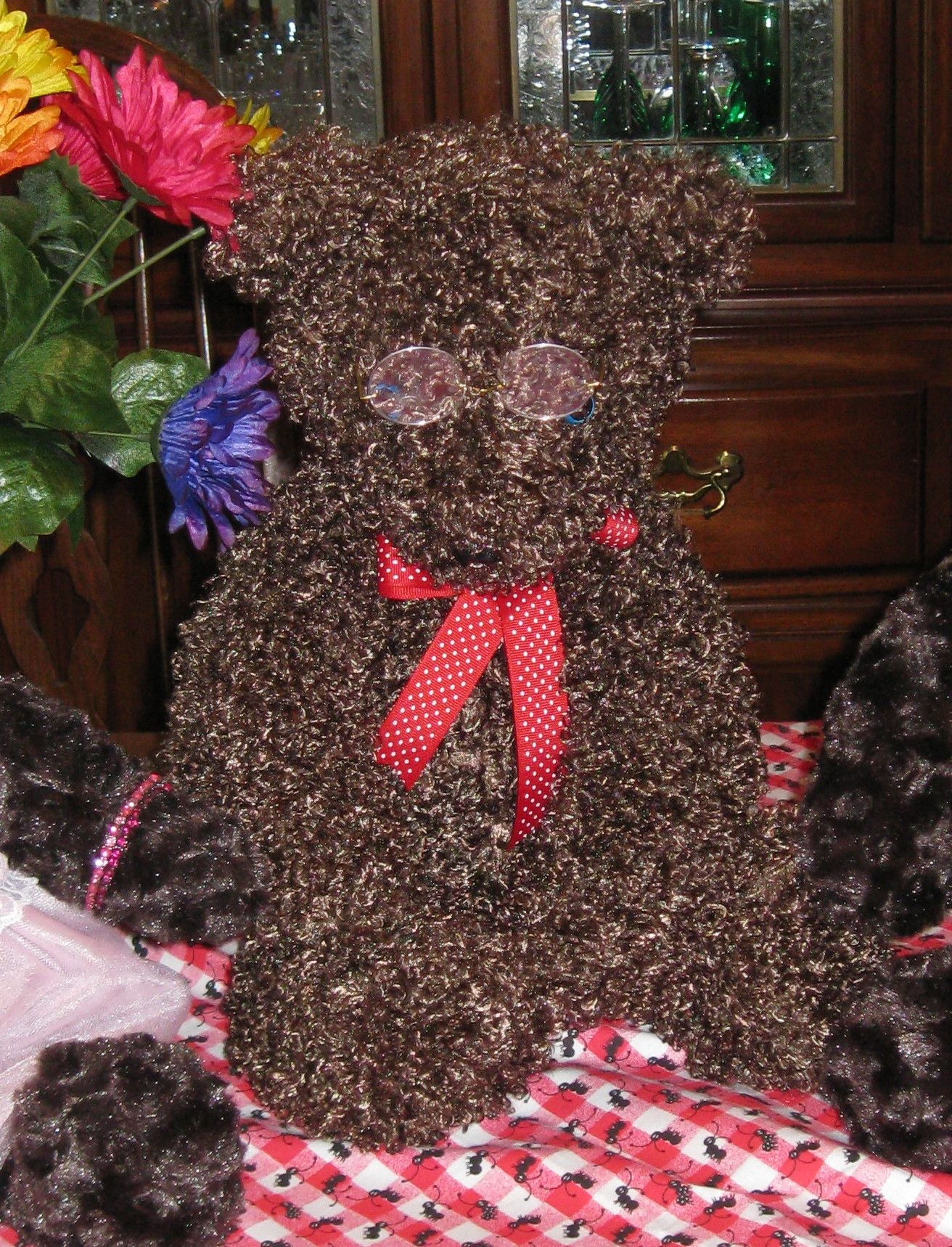 Papa Bear From My Teddy Bear Picnic Table.