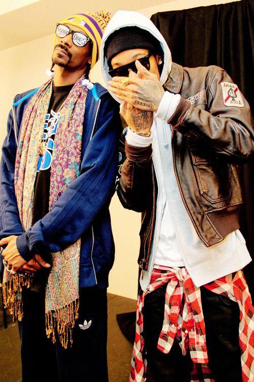Snoop Dogg Wiz Khalifa Wiz Khalifa The Wiz Hip Hop Artists