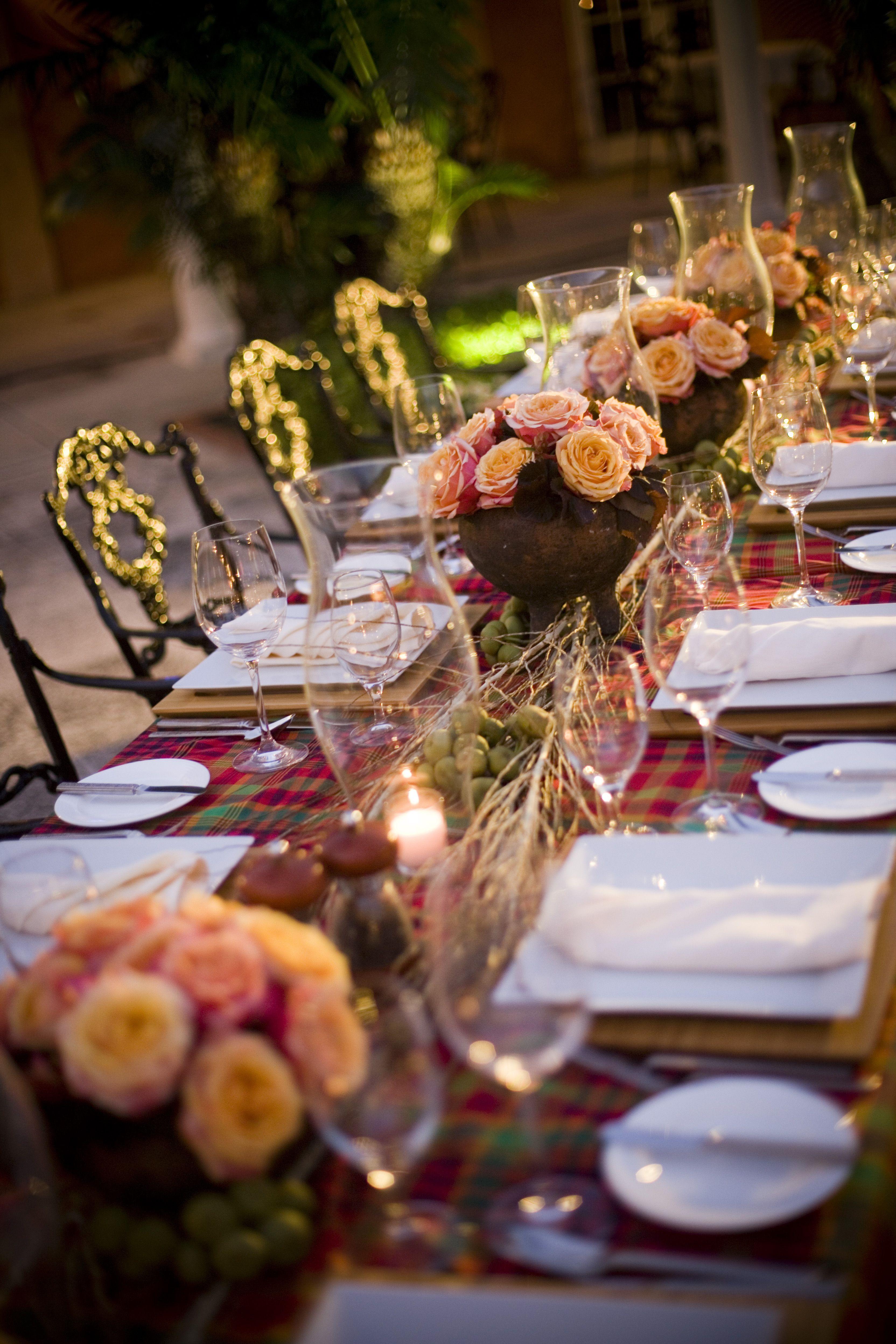 Destination Wedding Reception Set Up At Hilton Rose Hall In Montego