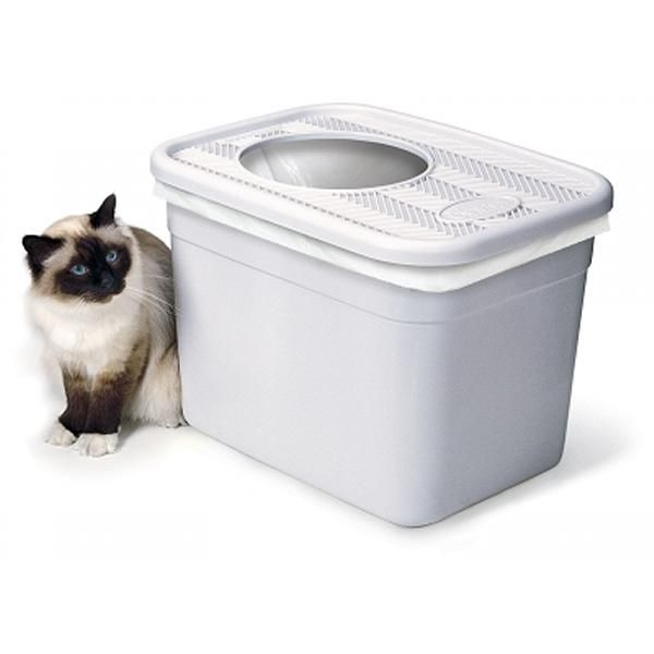 Awesome Diy Cat Litter Box top Entry