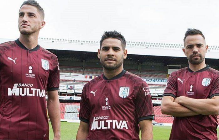 44037422a1a Querétaro FC 2019 PUMA Third Jersey Queretaro Fc