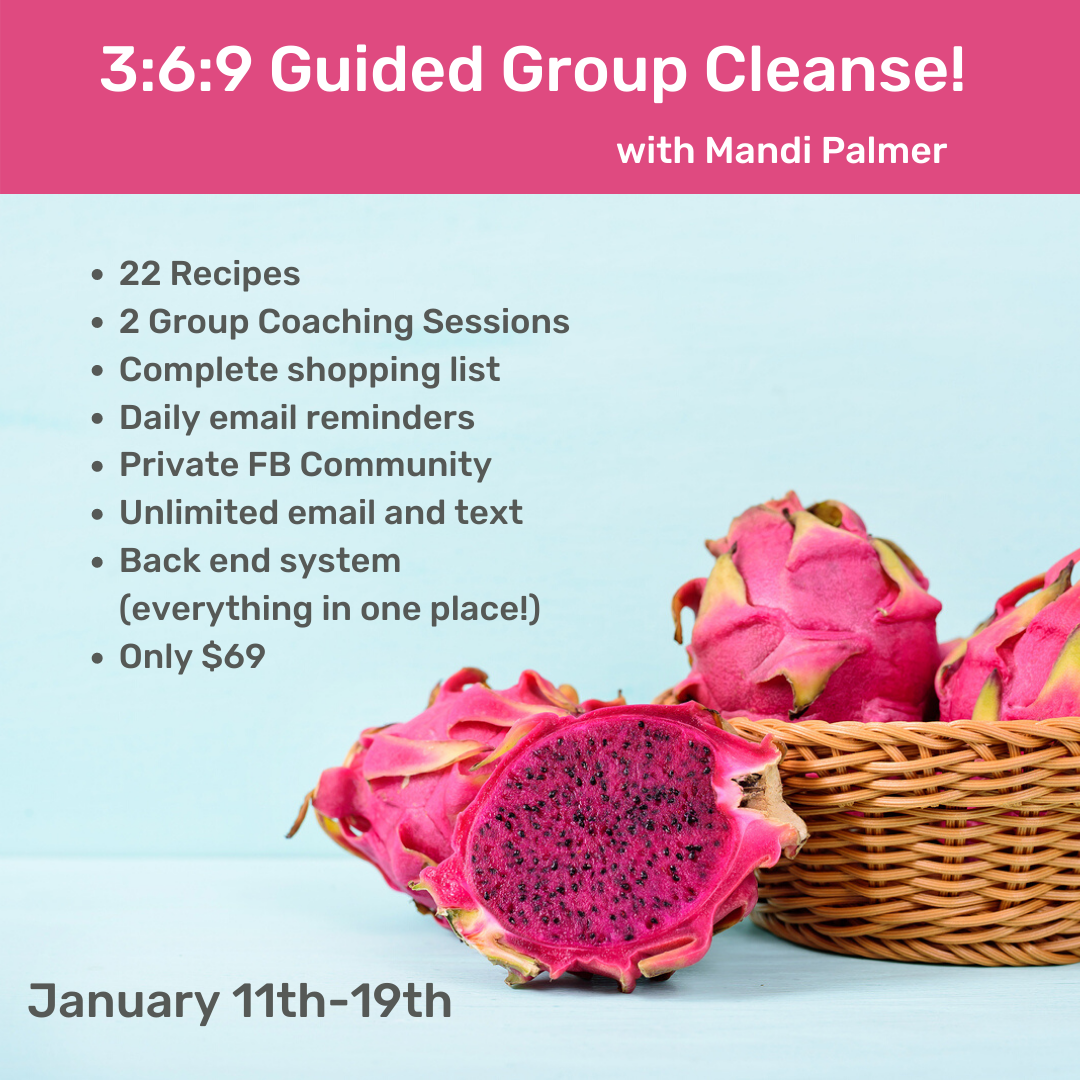 369 Guided Group Cleanse! in 2020 Healing food, Cleanse