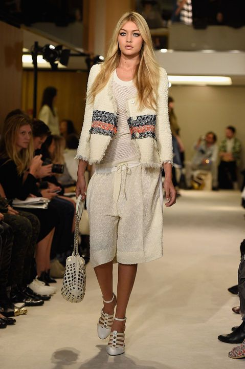 Sonia Rykiel. Trends Spring Summer 2015. Paris Fashion Week.