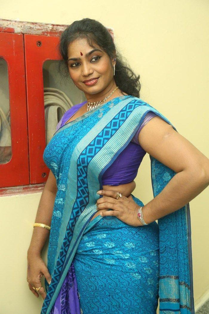 Pin By Star On Jayavani In 2019 Saree Blue Saree Sari