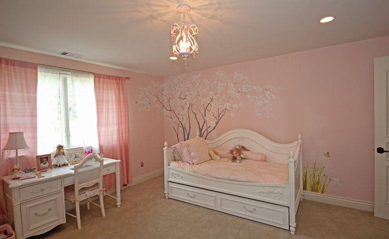 Cherry Blossom Tree For Emma Room View Kids Room Paint Kid