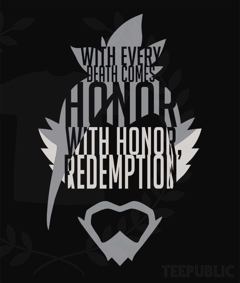 Genji Quotes Overwatch Hanzo  Quote Tshirtroland 92  Overwatch