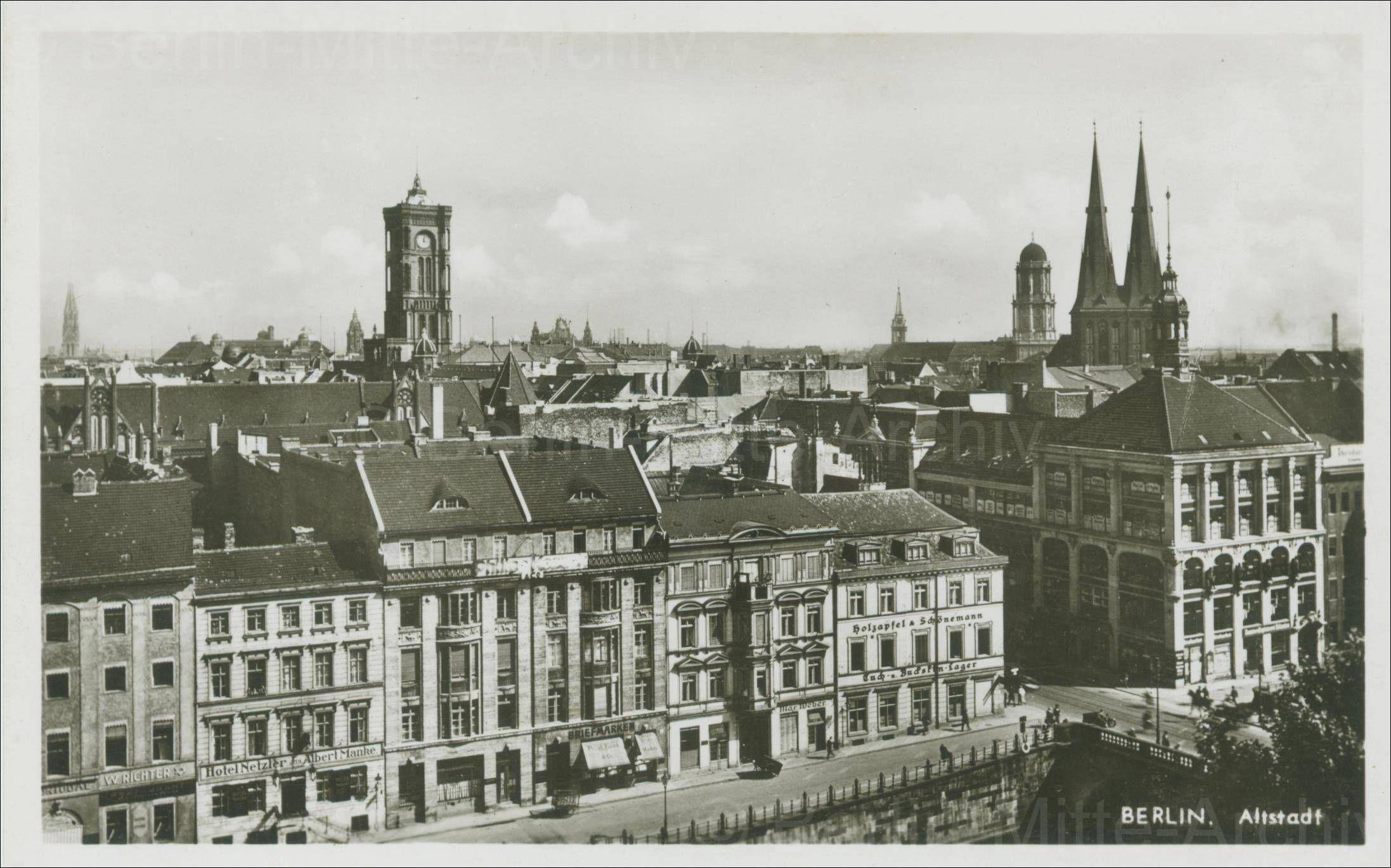 Burgstraße 12 -14, Quelle: BMA