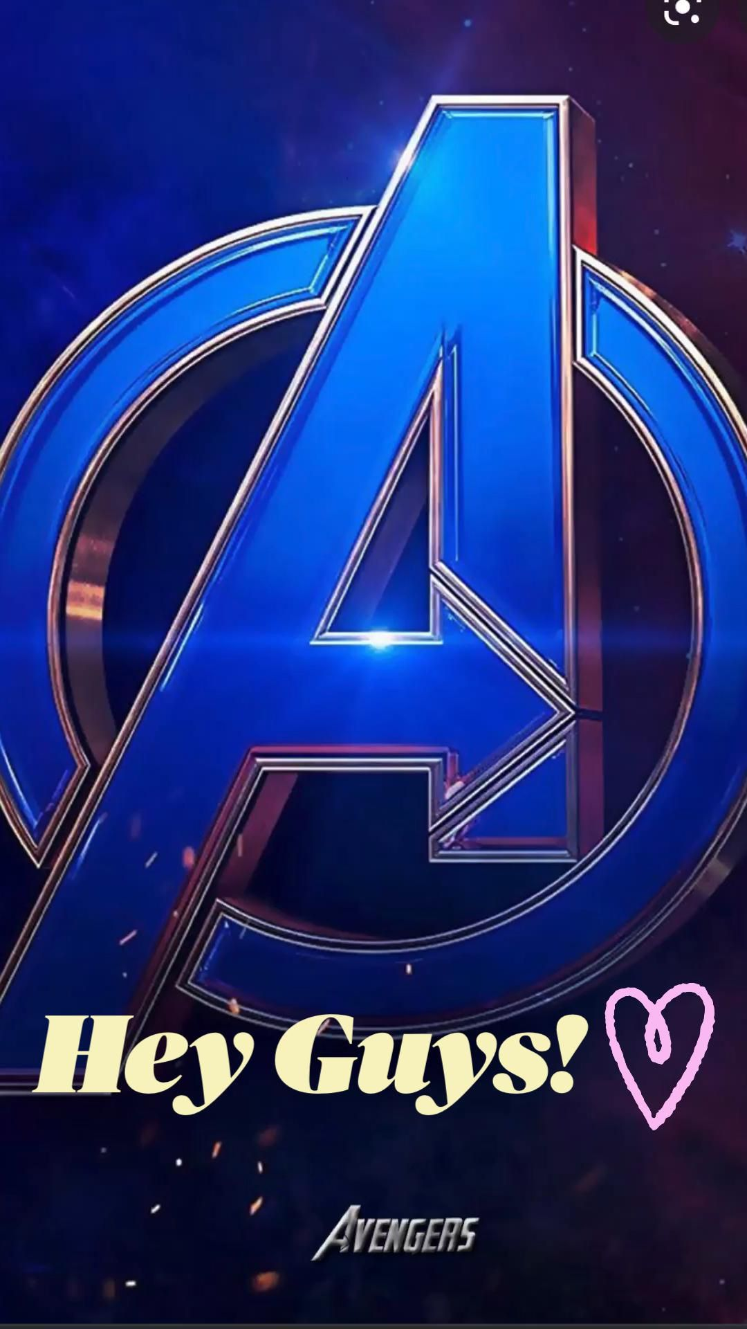 Hey Guys An Immersive Guide By Addygoodwin Avengers logo wallpaper hd 4k download