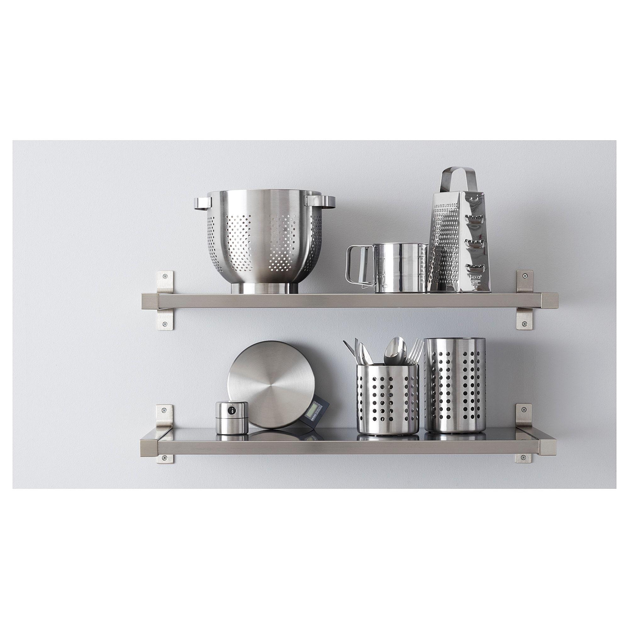 IKEA ORDNING Stainless Steel Utensil holder in 2019 ...