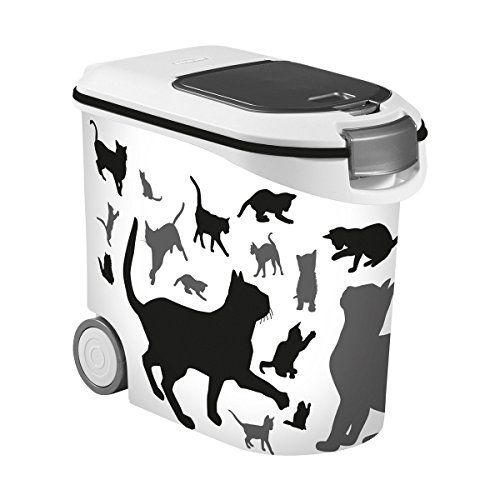 Curver Pet Dry Food Container Cat 35 Litre Food Storage