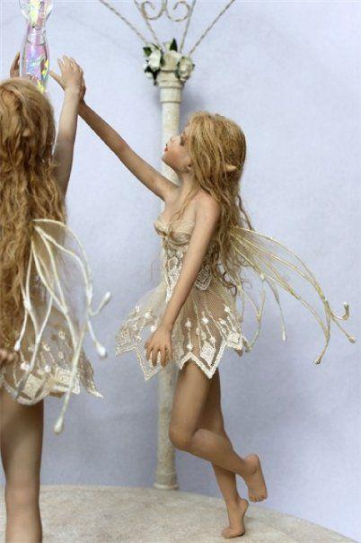 Art doll - Claudine Roelens