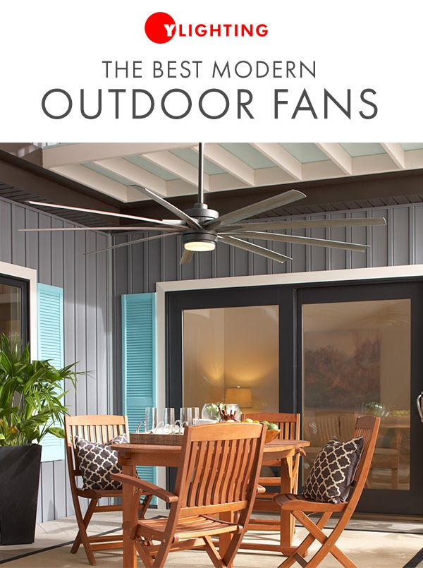 Browse our assortment of modern outdoor ceiling fans that combine browse our assortment of modern outdoor ceiling fans that combine modern designs with technology to meet aloadofball Images