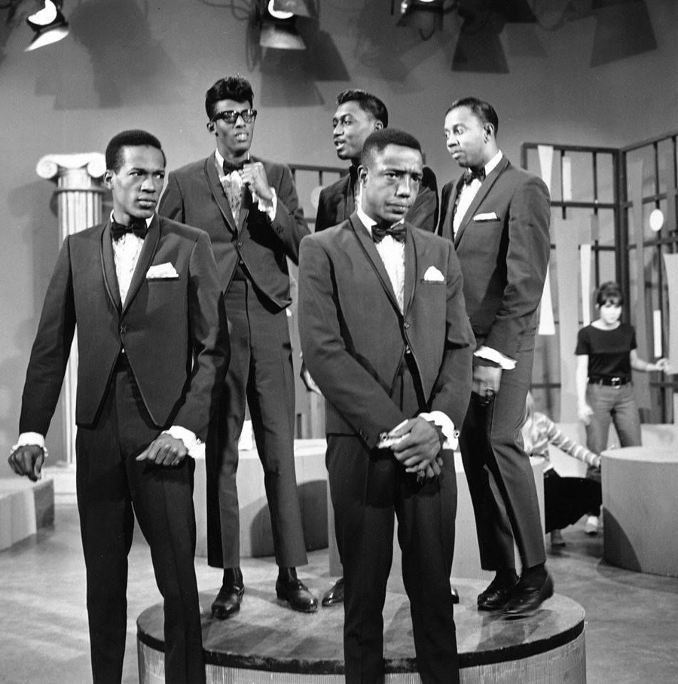 I love old movies — the60sbazaar: The Temptations   music in