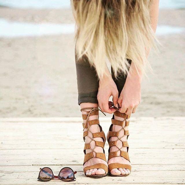magdalena michalak #summer #summerstyle #shoes #shopinng #blonde #hair #beach #beautiful #fashio  #model #polishgirl #girl #polskamoda #moda…