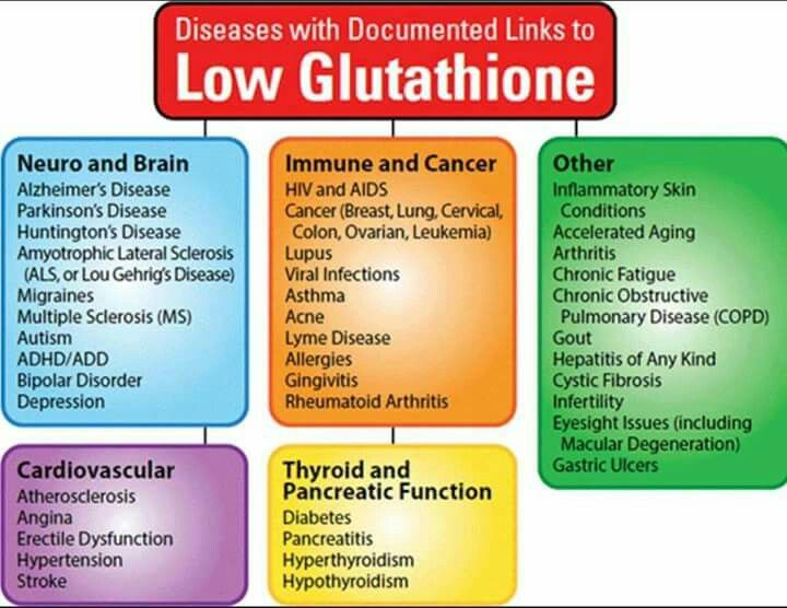 Protandim Increases Glutathione By 300 All Natural Glutathione Glutathione Benefits Huntington Disease