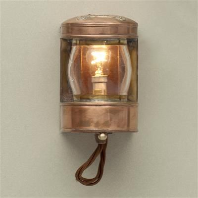 Modern Rustic Copper Wall Lights From Jim Lawrence In 2020 Wall Lights Copper Lighting Copper Wall Light