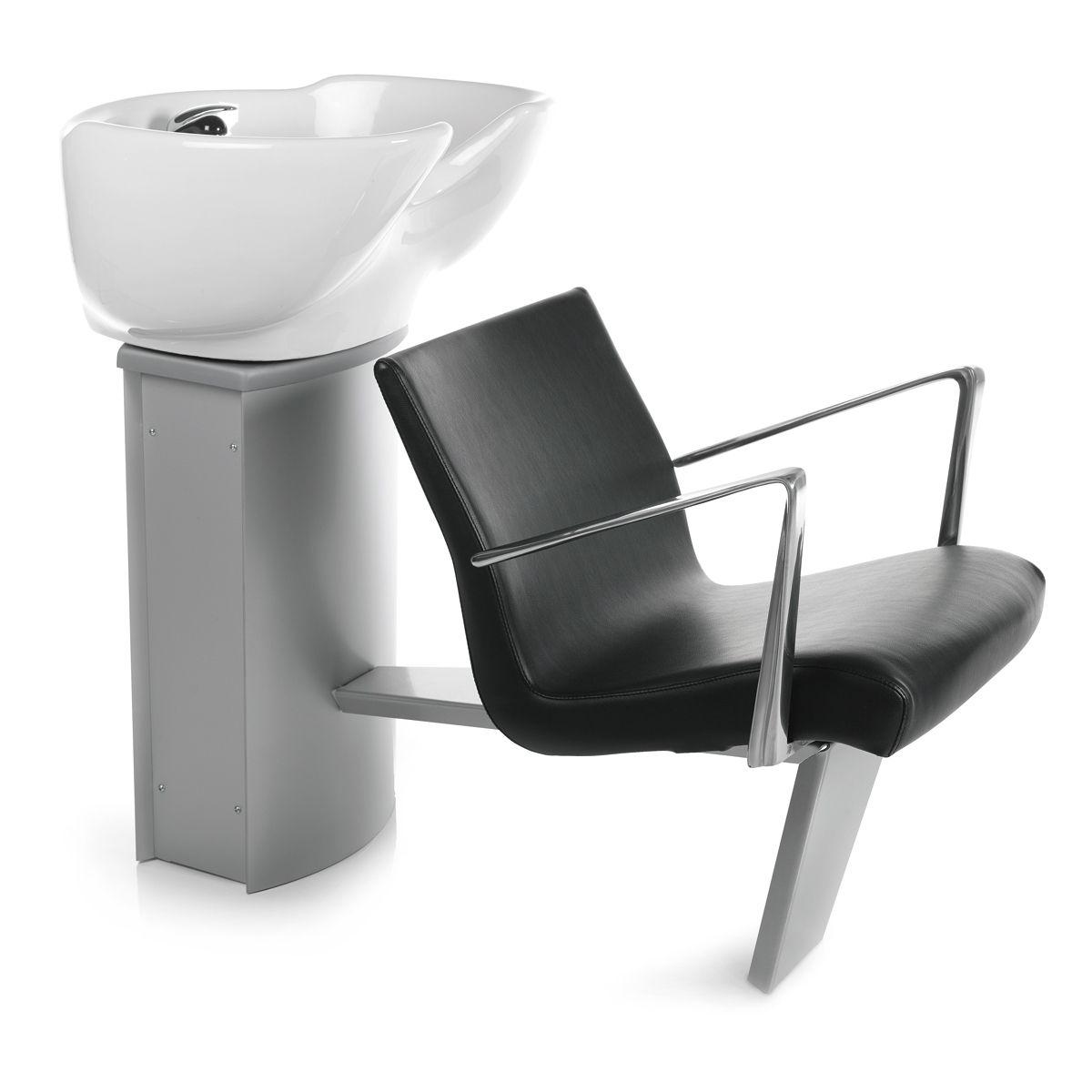Wash Inn Ecoblack - Shampoo Bowls | Salon Equipment and Beauty Furniture | GCWI050EB