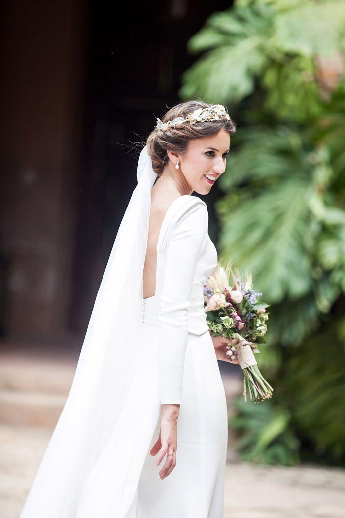 Vestidos boda civil sevilla