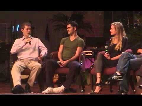 Psalm 18  Pastor Ron Lewis Conversations with ERIC & GENELLE WILLANGER, JOSH GOODW...