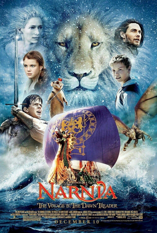 The Chronicles Of Narnia The Voyage Of The Dawn Treader 2010 Cronicas De Narnia Narnia Narnia Filme