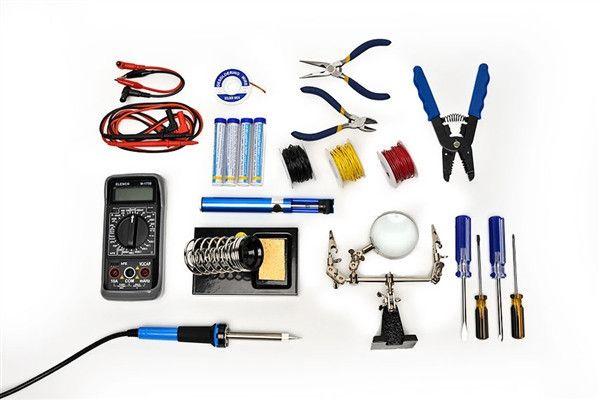 Make: Deluxe Electronics Toolkit   Electronics - Misc   Pinterest ...