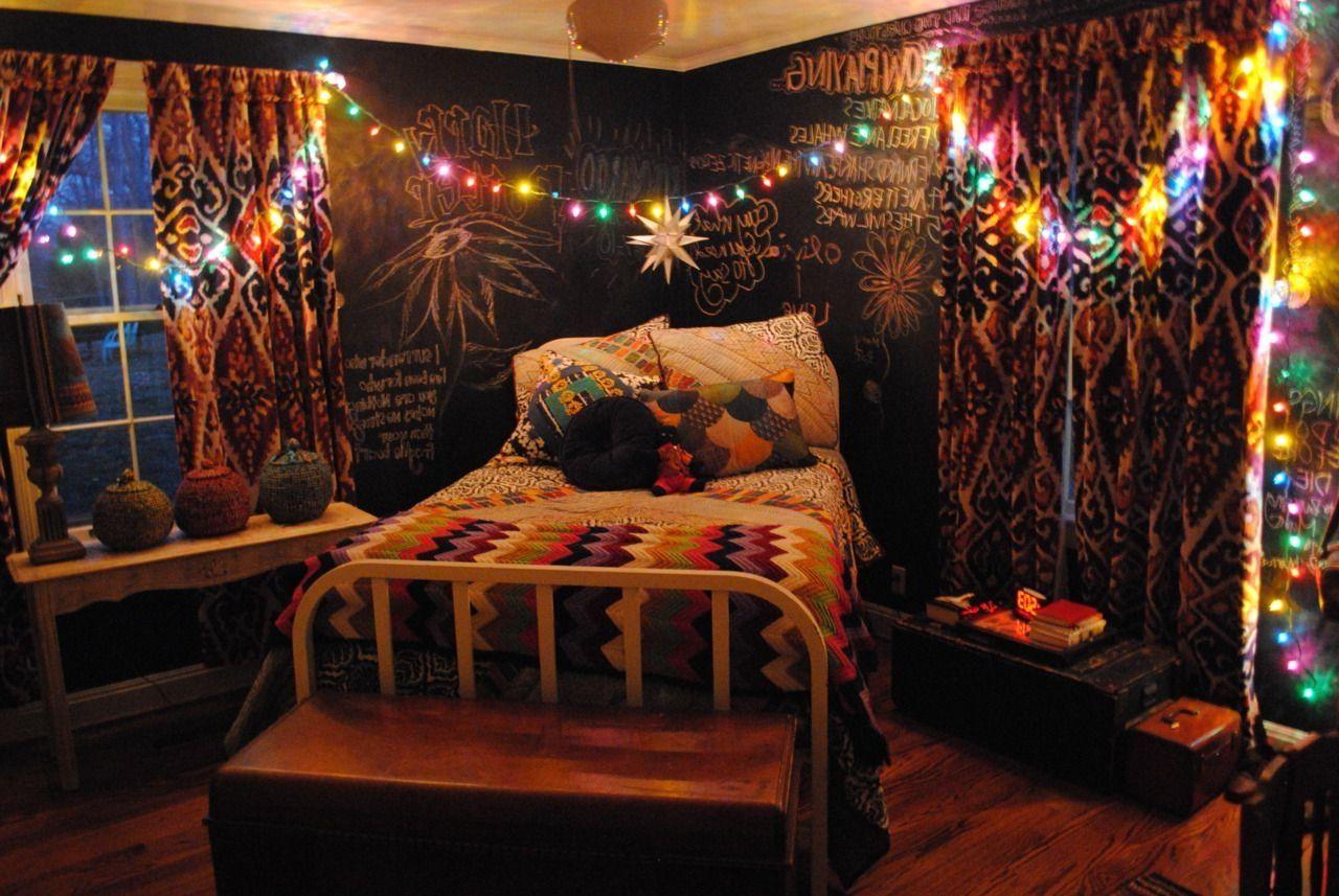 awesome hippie bohemian bedroom idea   Hippie Bedroom Ideas Amazing Bedroom Living Room Interior ...