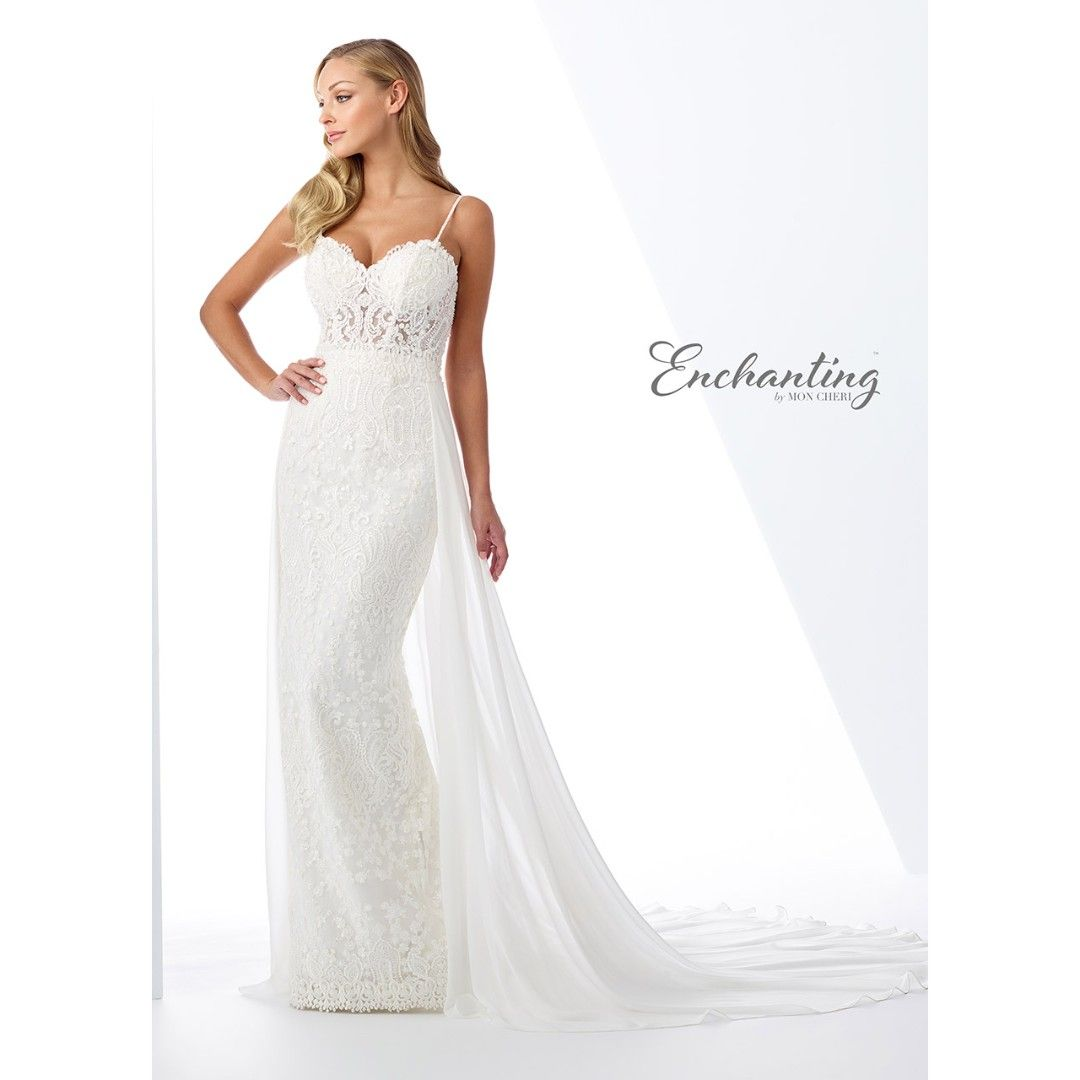 Enchanting Bridal Gowns At