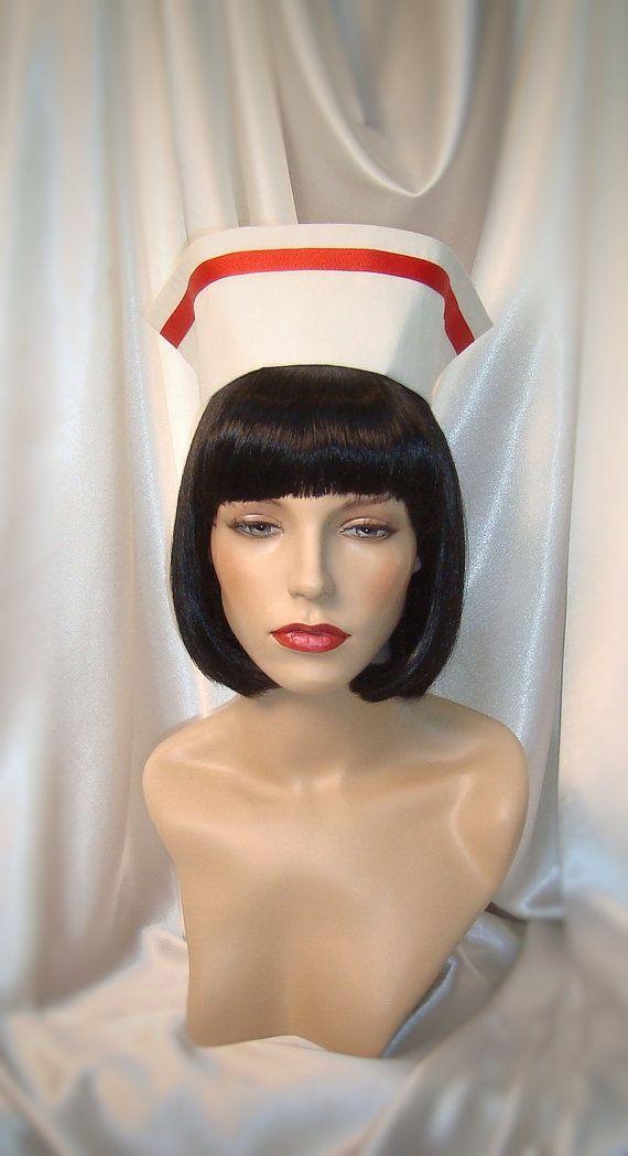 Vintage Nurses Cap - Tinyteens Pics